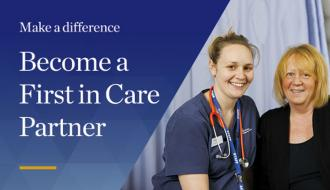 Become a First In Care Partner