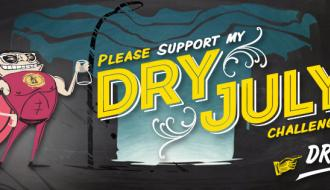 Go dry this July
