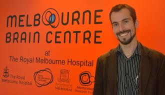 Royal Melbourne Hospital Neurologist and lead researcher, Dr Tomas Kalincik